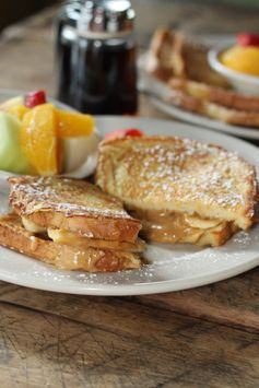 The Kings French Toast at Nashville's Puckett's Grocery & Restaurant recipe