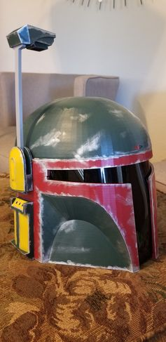 Did someone said Mandalorian? #toysandgames #prusai3