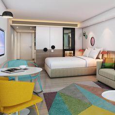 Guest Room, QT Bondi Hotel vossy.com