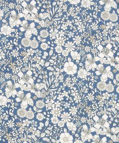June's Meadow Tana Lawn Cotton | Liberty London