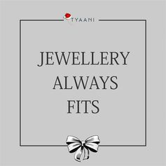 Exercise? I think you Accessorize! Polki Jewellery needs no occasion... Find your something special at Tyaani.com #Tyaani #EverydayPolki