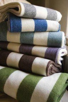 10 Easy Pieces: Winter Wool Blankets - Remodelista