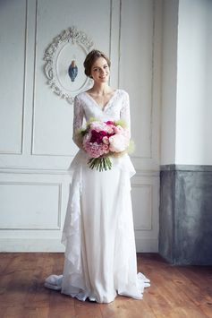 [DRESS:TEMPERLEY LONDON Posey]  weddingdress weddingday white princess