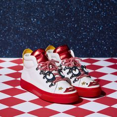 A world of shiny details, circus inspirations and good vibes.  #TodsLovesCircus