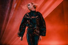 Lykke Li playing at Primavera Sound 2018.  Photo by Kimberley Ross.
