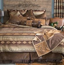 Brown Mustang Comforter Sets + Accesories - Western/Horses -  Free Shipping