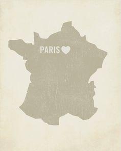 Paris, je t'aime ! <3