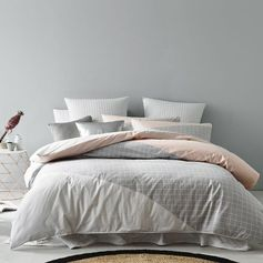 Mercer + Reid Willem Quilt Cover Set, doona cover, bedlinen