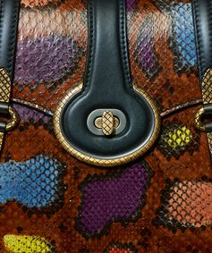 Detail of Bottega Veneta 50th Anniversary Collection Mezzaluna Bag