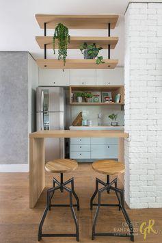 Fotografia de Interiores para Carol Miluzzi Arquitetura. Apartamento de 80m decorado para Cyrella Living Celebration em Campinas/SP.