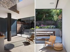 A Glass Extension Adds Space And Light To This Home In London