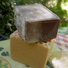 Cafe au Lait Soap  (Coffee and Milk Soap)