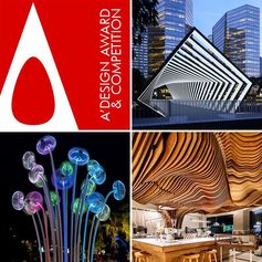 A' Design Award  Competition is the Worlds' leading design accolade reaching design enthusiasts in over 107 countries.