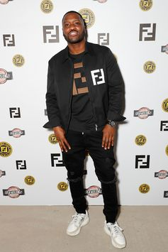 Lethal Bizzle at the FF Reloaded Experience in London.