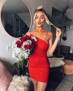 Turn a bae-day into a lifestyle 🌹🌹🌹 Head over to our stories to see what date night outfits #ForeverBabe @thestyledseed + her man @clayhendrx picked out for each other! ❤️