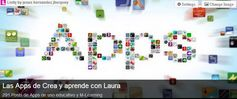 Crea y aprende con Laura: Todo #Apps Educativas