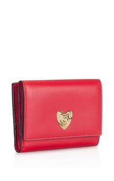 Leather Heart Wallet