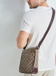 The perfect gift for him | The Logo-Print Small Crossbody