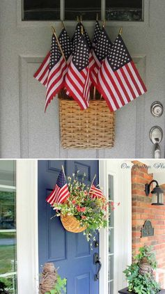 Top 29 DIY 4th of July Decorations Sure to Wow Your Guests - HomeDesignInspired