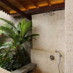 30 Outdoor Bathroom Designs