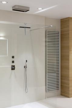 Silex + Line shower