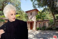 Bea Arthur's estate selling her long-time home in Brentwood's Sullivan Canyon for $16 million.