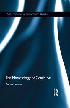 The Narratology of Comic Art (Hardback) book cover
