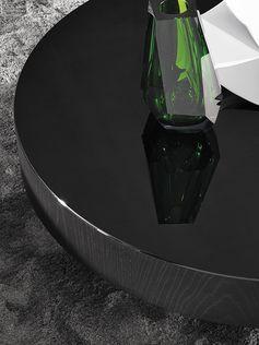 Milton coffee table, Rodolfo Dordoni design. #minotti70 #rodolfodordoni #coffeetable #milton #2018collection