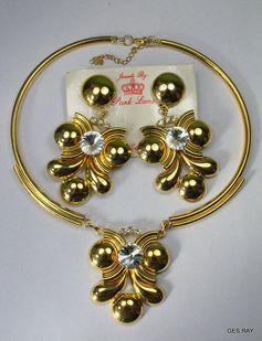 Park Lane Jewelry Set Runway Mogul 2 Necklaces Earrings | Etsy