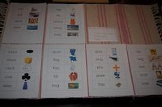 diy Blue Series language materials