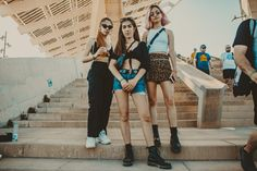 Street style at Primavera Sound 2018.  Photo by Kimberley Ross.
