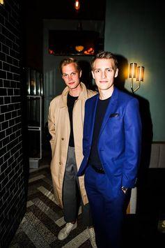 Kenneth Pihl Nissen and Victor Nylander