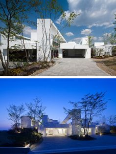 Keisuke Maeda of architecture firm UID has designed COSMIC, a house in Japan.