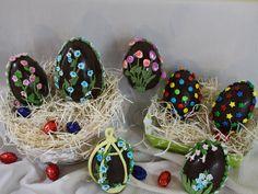 Decoración de huevos de pascua