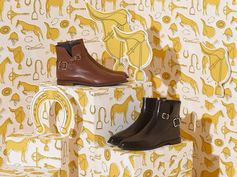 The unmistakable style of Tod's Ankle Boots meets the world of the Tod's Sella: must-haves for the season. More at tods.com #FW18 #Tods #TodsSella