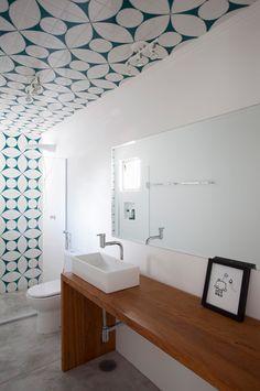 mur plafond