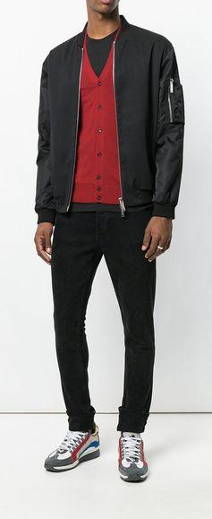 Dsquared2 Slim-Fit Cardigan