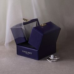 Crown your love with an iconic engagement ring from the Chaumet bridal collections.