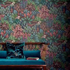 Papier peint tropical Singita Landscape, Cole&Son