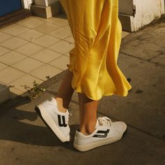 Bally New Competition Sneakers x Lucy Williams