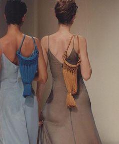 """abacastore: """"Giorgio Armani SS 1997 via @sculpting__in__time """""""
