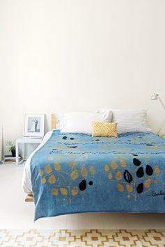 diy bedspread