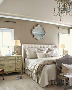 Conseils décoration chambre beige