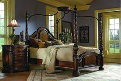 Galería de fotos de camas con dosel