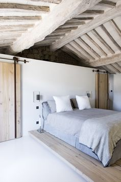 Chambre – Design et tendance rustique chaleureux #vivahabitation #chambre #reno #idmaison #relooker #design #habitation #architecte #scandinave #amenagement #organisation #tendances #agencement #deco