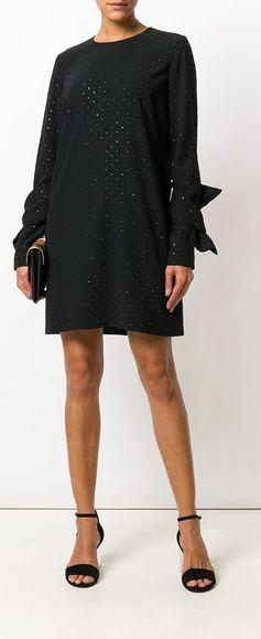 Victoria Beckham Studded Dress