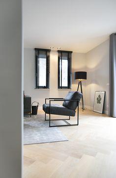 Houten vloeren, visgraat| Timmermans Indoor Design