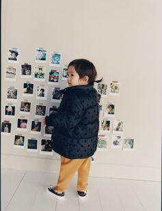 ZARA - #zaraeditorial - BABY - BLOSSOM - Editorial