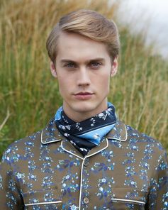 Neels Visser presents ERDEM's first-ever menswear collection! The collection launches November 2nd. | ERDEMxHM