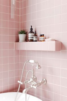 Is this your dream pink bathroom?